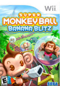 Super Monkey Ball: Banana Blitz cover