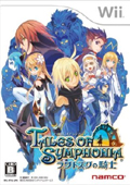Tales of Symphonia: Dawn of the New World cover