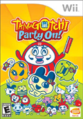Tamagotchi Party On cover