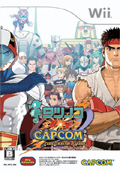 Tatsunoko vs Capcom: Ultimate All-Stars cover
