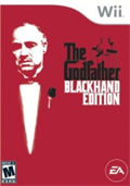 The Godfather: Blackhand Edition cover