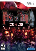 The House of the Dead 2 & 3 Return cover