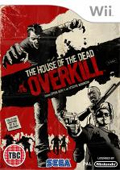 The House of the Dead: Overkill cover