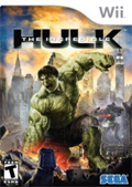 The Incredible Hulk cover