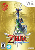 The Legend of Zelda: Skyward Sword cover