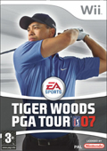 Tiger Woods PGA Tour 07 cover
