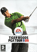 Tiger Woods PGA Tour 09 cover