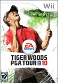 Tiger Woods PGA Tour 10 cover