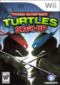 TMNT: Smash Up cover