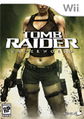 Tomb Raider Underworld cover