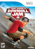 Tony Hawk's Downhill Jam cover