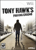 Tony Hawk's Proving Ground cover