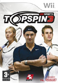 Top Spin 3 cover
