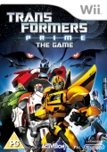 Transformers Prime: The Game cover
