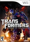 Transformers: Revenge of the Fallen cover