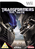 Transformers: The Game cover
