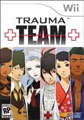 Trauma Team cover