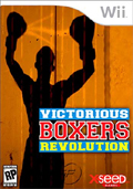 Victorious Boxers Revolution cover