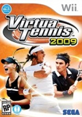 Virtua Tennis 2009 cover