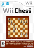 Wii Chess cover