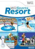 Wii Sports Resort box