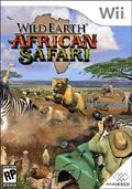 Wild Earth: African Safari cover