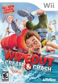 Wipeout: Create & Crash box