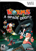 Worms: A Space Oddity cover