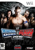 WWE Smackdown vs Raw 2010 cover