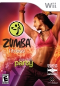 Zumba Fitness Core box