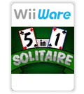 5 in 1 Solitaire cover