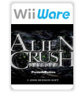 Alien Crush Returns cover