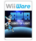 Aya and the Cubes of Light cover