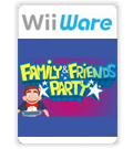 Family & Friends Party cover