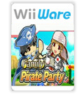 Family Pirate Party cover
