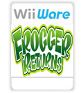 Frogger Returns cover