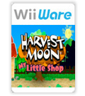 Harvest Moon: My Little Shop cover