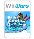 Hubert the Teddy Bear: Winter Games cover