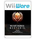 Military Madness: Nectaris cover