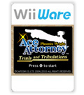 Phoenix Wright Ace Attorney: Trials and Tribulations cover