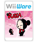 Pucca's Kisses Game cover