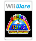 Rainbow Islands: Towering Adventure cover