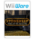 Stonekeep: Bones of the Ancestors cover
