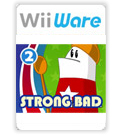 Strong Bad Episode 2: Strong Badia the Free cover