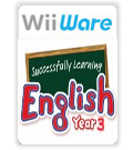 Successfully Learning English: Year 3 cover