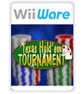 Texas Hold'em Tournament cover