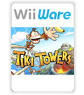 Tiki Towers cover