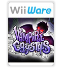 Vampire Crystals cover