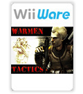 WarMen Tactics cover