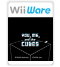 You, Me and the Cubes cover